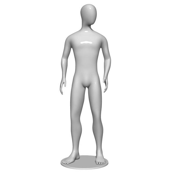 mannequin man model