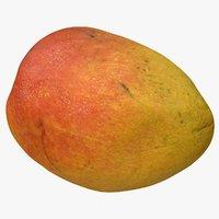 3D old mango