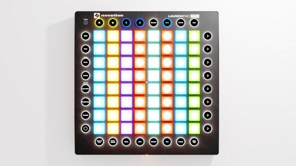 novation launchpad pro music 3D