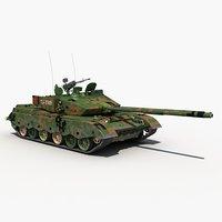 China ZTZ-99A MBT