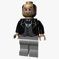Lego Alfred Pennyworth