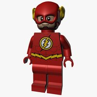 lego flash 3D model