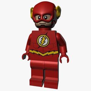 lego flash 3D model