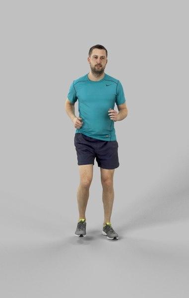 t running jog model