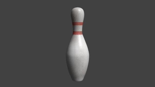 3D bowling sport