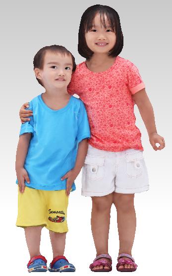 child children 3D model