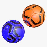 nike pitch team soccer ball 3D model