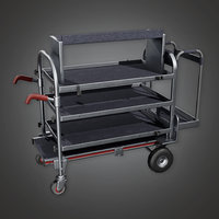 Production Trolly HLW - PBR Game Ready