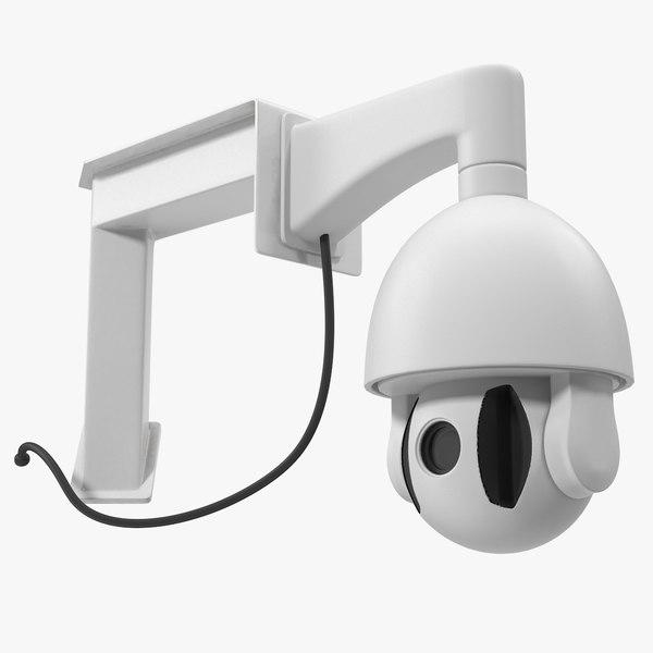 mini wifi security camera 3D model