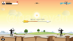 Bow Hunter  2D multiplayer Game by Film Production Company