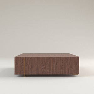 coffee table square model