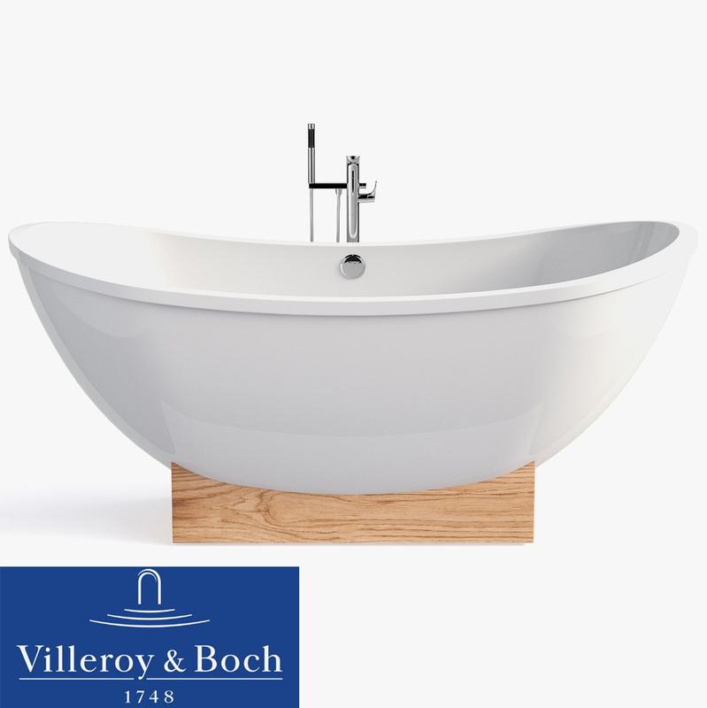 villeroy boch l 3d model