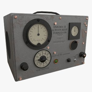3D metallic radio
