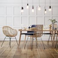 Scandinavian Style Dining Table Scene