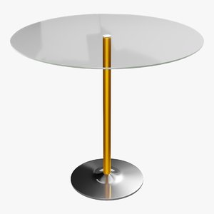 bar table model