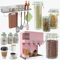 Kitchen Utensil CookwareCollection
