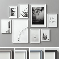 Picture Frames Set -96