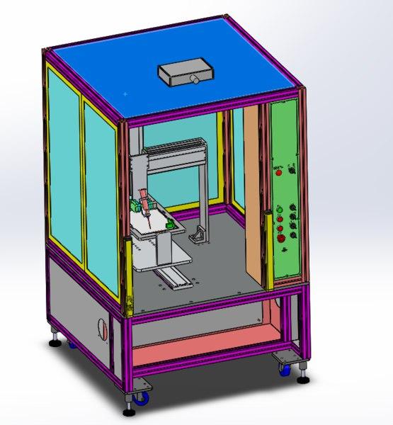 axis dispensing machine 3D