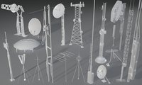 Antennas - 19 pieces - part -4