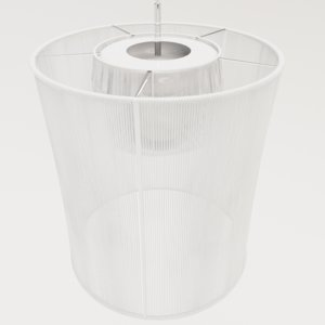 flindt 475 pendant lamp 3D model