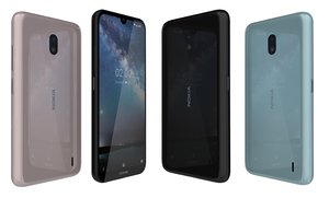 3D nokia 2 colors