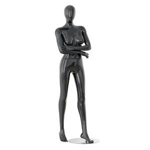3D faceless woman mannequin