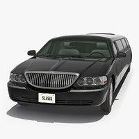 Limousine Generic Black