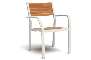 ikea sjalland outdoor chair 3D model