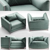 chair armchair 3D