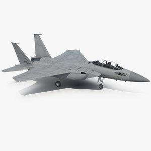 f-15 silent eagle 3D model