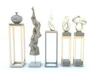Indoor statues for interior decoration