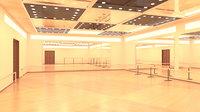 Choreography room
