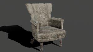 lounge pbr 3D model