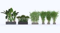 Plant set 01