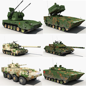 china infantry fighting vehicle model