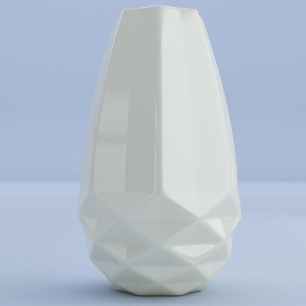 3D model ceramic vase