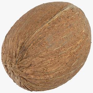 3D coconut 02