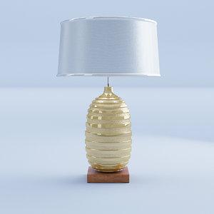 lamp gold model