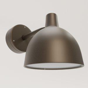 wall lamp - lights 3D model