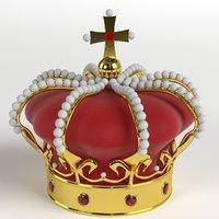 imperial crown orb cross model
