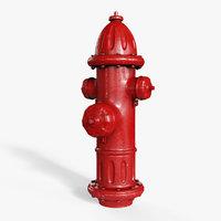 hydrant corona pbr model