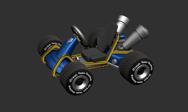 3D crash bandicoot nitro fueled