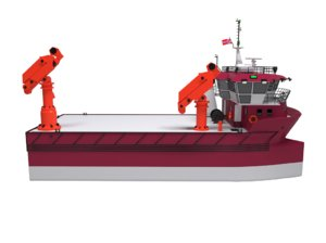 service catamaran25 3D model