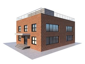 building architecture model