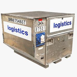 unit load device model