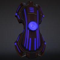 Sci-Fi Shield V2