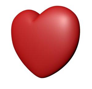 3D heart animation