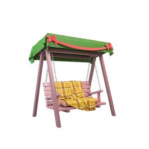 swing seat furniture model