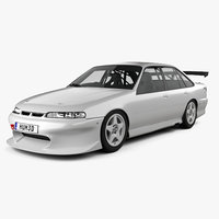 Holden Commodore Race Car 1993