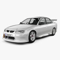 Holden Commodore Race Car sedan 1997